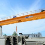 Double girder crane_Strele industrial
