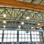 Overhead crane project_Strele industrial